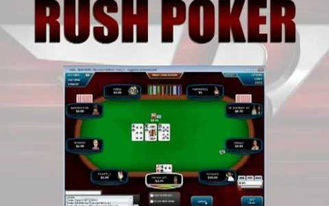 Rush Poker Tips